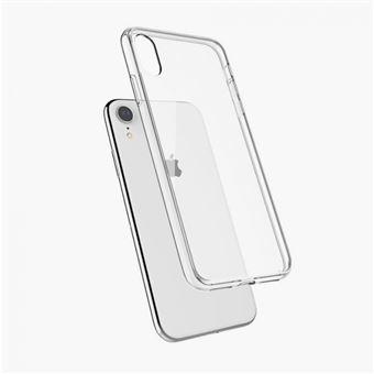 coque iphone xr hybride