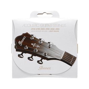 Ibanez IACS6C - Jeu de cordes guitare acoustique - Bronze ...
