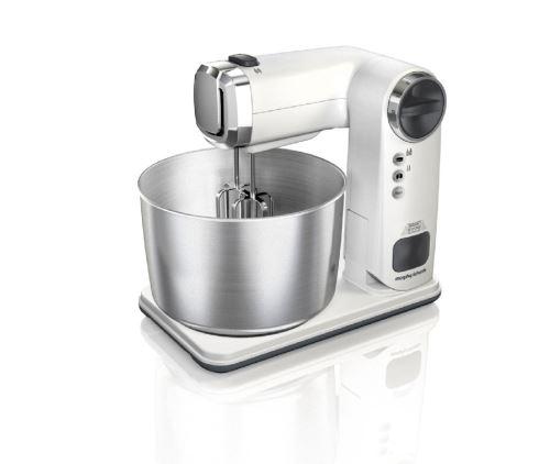 Morphy Richards 400405 Robot de Cuisine, 300 W, Blanc