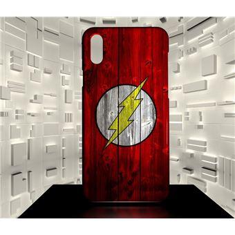 coque iphone x flash