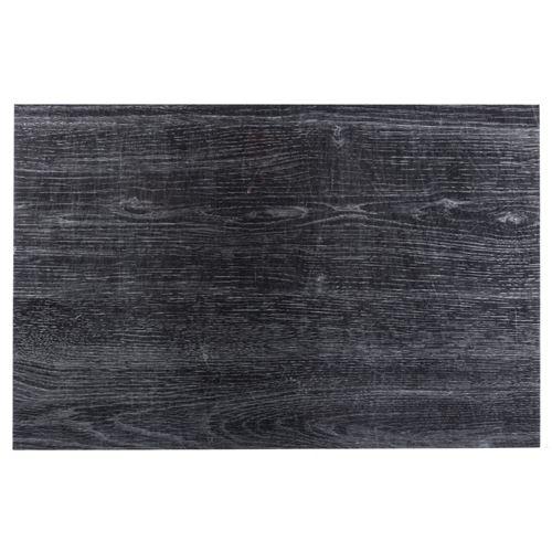 Secret de Gourmet - Set de table design bois Authentic - L. 30 x l. 45 cm - Eben - Authentic