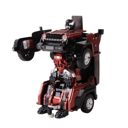 ROBOT VOITURE Giant marron
