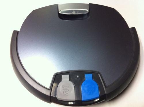 Reservoir laveuse robot IROBOT SCOOBA bleu métal