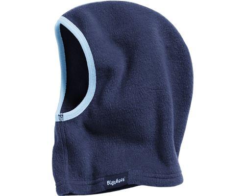Playshoes Bonnet de nuit polaire bleu taille unique