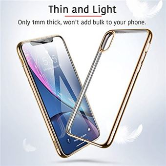 coque transparente iphone xr souple