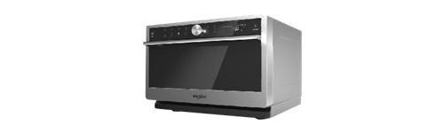 Micro-ondes combiné posable Whirlpool Supreme Chef W Collection MWP3391SX 1000 W Gris