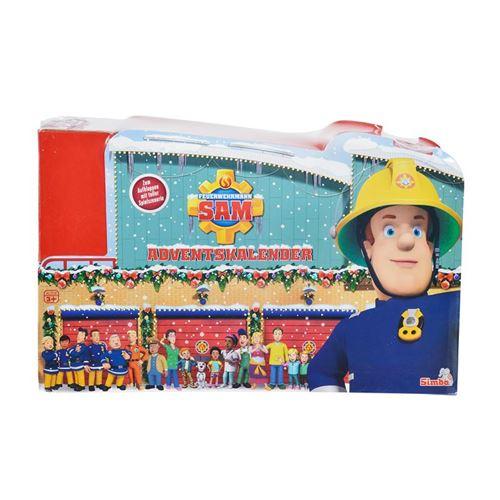 Simba Toys 109258283 Pompier Sam - Calendrier de l'avent