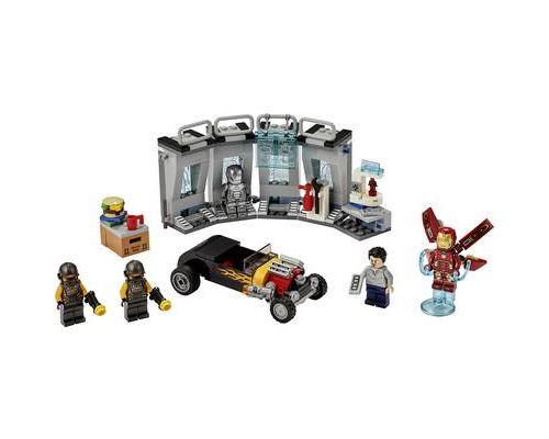 LEGO® Marvel Avengers - L'armurerie d'Iron Man - 76167