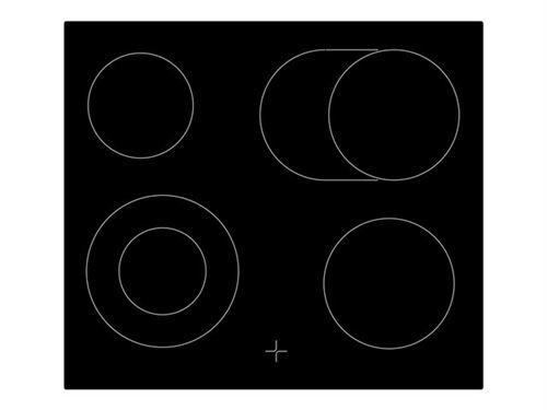 Beko BUM22323X1 - Four avec plaque de cuisson - intégrable - avec système auto-nettoyant - acier inoxydable