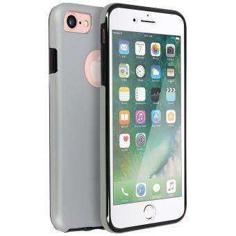 coque argent iphone 8