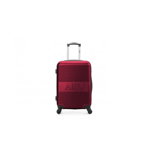 Valise Big Trolley Air V Lino Rouge
