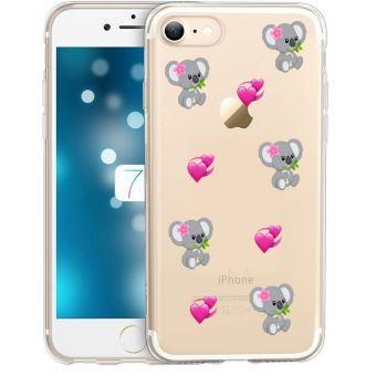 Coque Iphone 6 6S koala coeur kawai