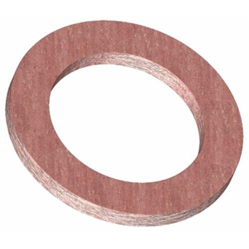 Joints fibre sans amiante rouge CSC - JOINT CSC ROUGE EP. 2MM 33/42 (boîte de 100) - -