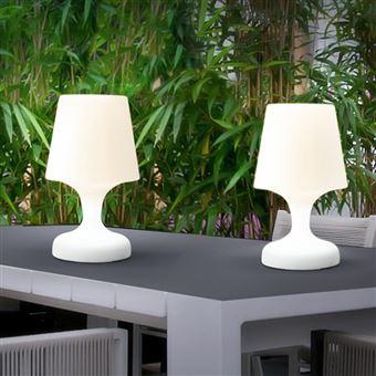 20 Sur Lampe A Led Nomade X2 Sans Fil Exterieur Et Interieur