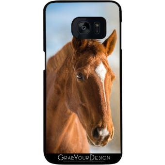 coque galaxy s7 cheval