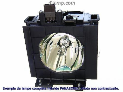Lampe vidéoprojecteur PANASONIC PT-VX600 - Lampe hybride (ampoule originale sur châssis neutre)