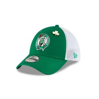 plutôt sympa styles divers beaucoup de choix de Casquette NBA Boston Celtics New Era Draft 2018 Stretch Fit ...
