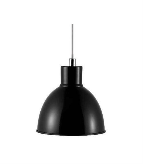 Suspension noire POP 23 Cm