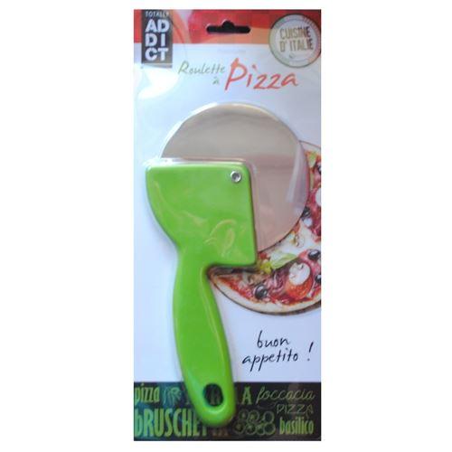 Roulette A Pizza Inox 20 Cm Ustensile Cuisine