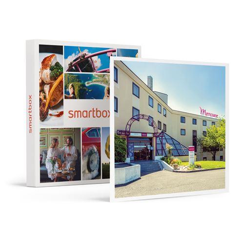 SMARTBOX - Escapade avec dîner et spa à l'hôtel Mercure 4* Tours Sud - Coffret Cadeau