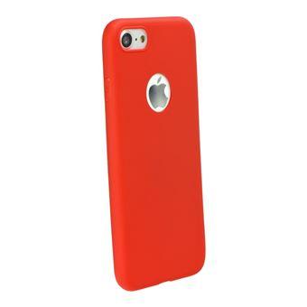 coque rouge iphone xs
