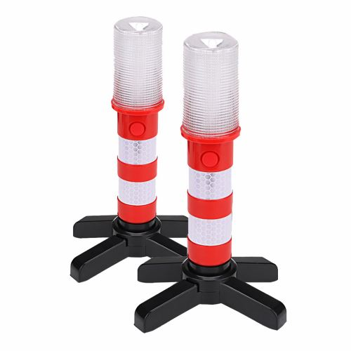 Led Strobe D'Avertissement de Sécurité Clignotant Flicker Road Light Lampe de Poche pour la Sécurité Wa Sdt640