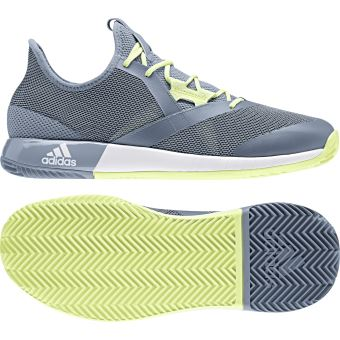Chaussures adidas Adizero Defiant Bounce Taille 46 23 Gris