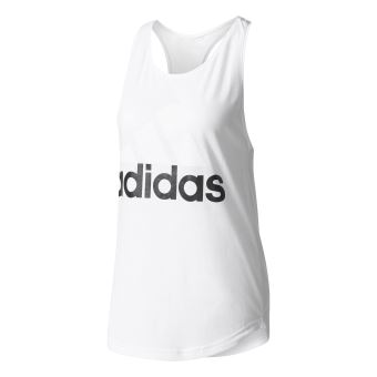 Débardeur femme adidas Essentials Linear Loose XXS Blanc
