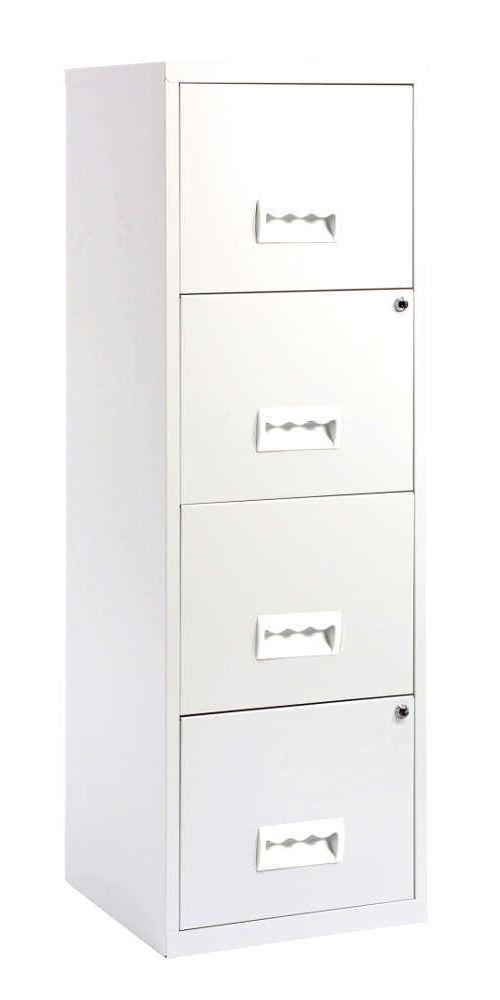 Pierre Henry - Colonne de rangement tiroirs en métal Blanc