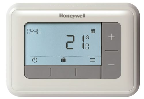 Thermostat d'ambiance T4 Hebdomadaire - Thermostat d'ambiance T4