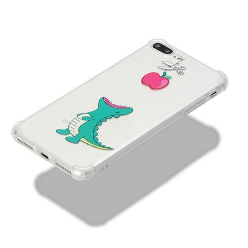 coque iphone 7 plus dinosaure