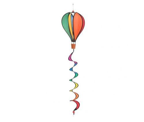 Hq invento moulin a vent a suspendre hot air balloon mini
