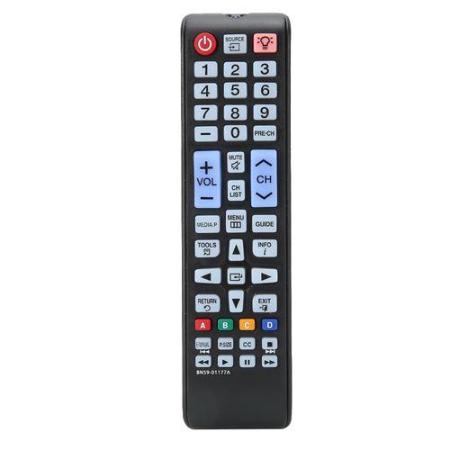 Télécommande TV BN59‑01177A remplacement de contrôleur télévision
