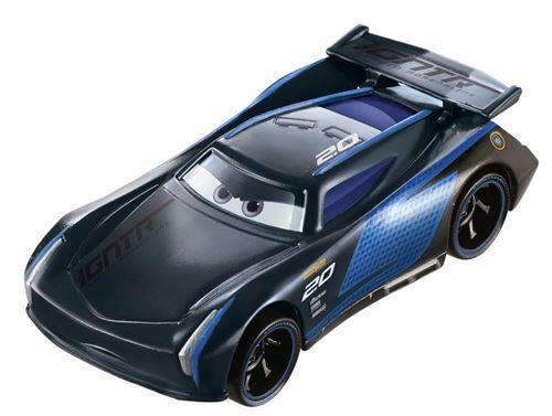Disney voiture jouet PixarJackson Storm junior bleu/noir