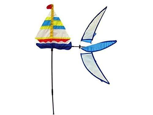 Ak sport - 0911872 - jeu de plein air - rhombus - moulin à vent - boat