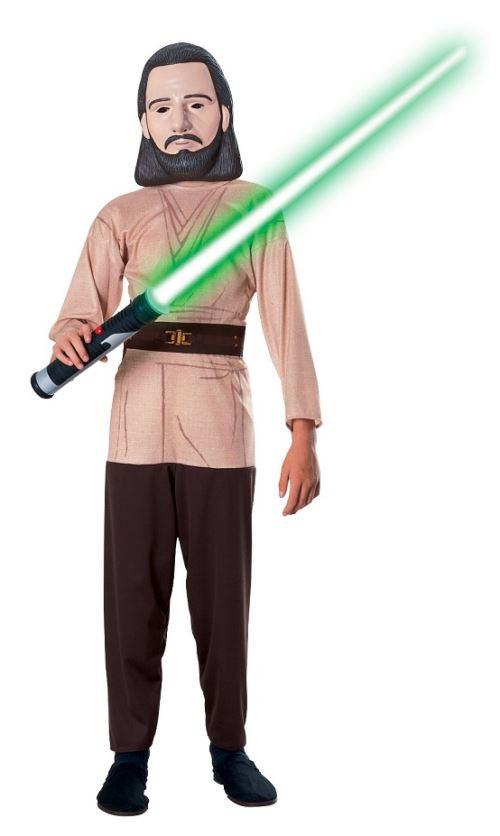 Deguisement qui gon jinn enfant 4/6 ans - star wars