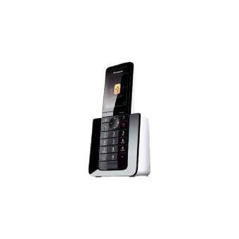 Panasonic KX-PRS110 - snoerloze telefoon met nummerherkenning/wachtstand