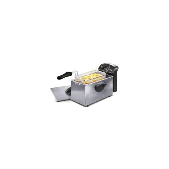 Princess Classic Family Castel 3L - friteuse - metaal