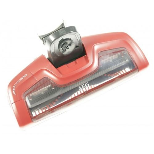 Turbo-brosse rouge complete (26,3 cm) avec rouleau pour aspirateur balai cx7 ergorapido aeg - q85996