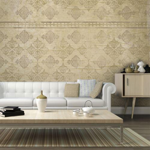 Papier peint - Motif style baroque - Décoration, image, art | Fonds et Dessins | Ornements | 450x270 cm | XXl - Grand Format |