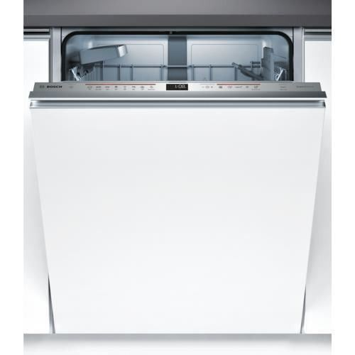 Bosch Serie | 6 SuperSilence SMV68IX00E - Lave-vaisselle - intégrable - Niche - largeur : 60 cm - profondeur : 55 cm - hauteur : 81.5 cm
