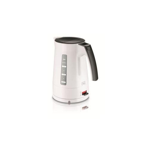 Melitta ENJOY Aqua 100301 - Bouilloire - 1.7 litres - 2400 Watt - blanc/noir