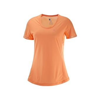 T shirt femme Salomon Agile SS 2XL Polos de sport Achat
