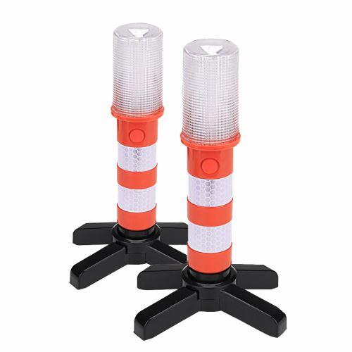 Led Strobe D'Avertissement de Sécurité Clignotant Flicker Road Light Lampe de Poche pour la Sécurité Wa Sdt641