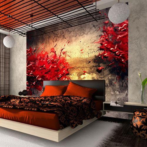Papier peint - Volcan de la passion - Décoration, image, art -