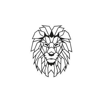 15u20ac10 Sur Décoration Murale En Metal Lion Noir   Art, Maison, Déco   Pour  Séjour, Bureau, Mur   Achat U0026 Prix | Fnac