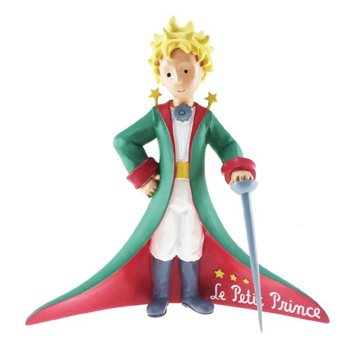 Figurine Collection Le petit Prince 20 cm - Cape