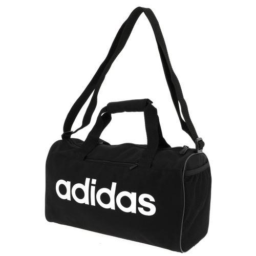 Sac de sport Adidas Sac de sport Adidas Lin core duf xs blackwht Noir taille : UNI réf : 16801 Noir taille : UNI réf : 16801