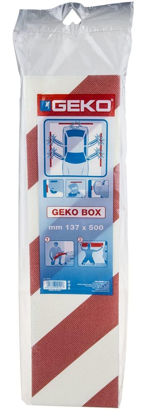 hepoluz 69461 – Panneau adhésif Garage BL/RJ 14 x 50 cm