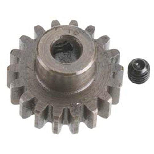 Robinson Racing Products Pignon de module en acier extra dur 5 mm, alésage 1, 18 dents, RRP1218